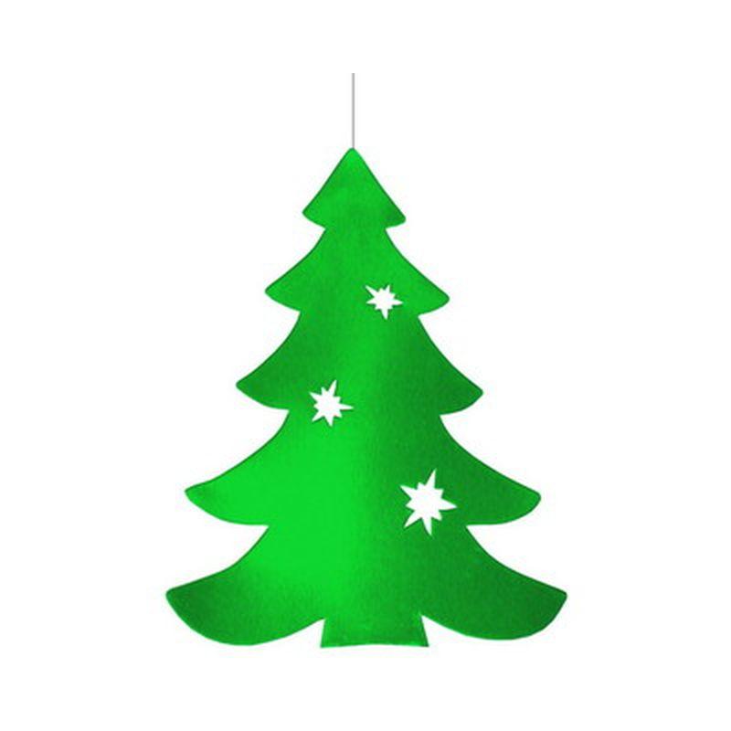 deckenhänger tannenbaum grün 50 cm 695